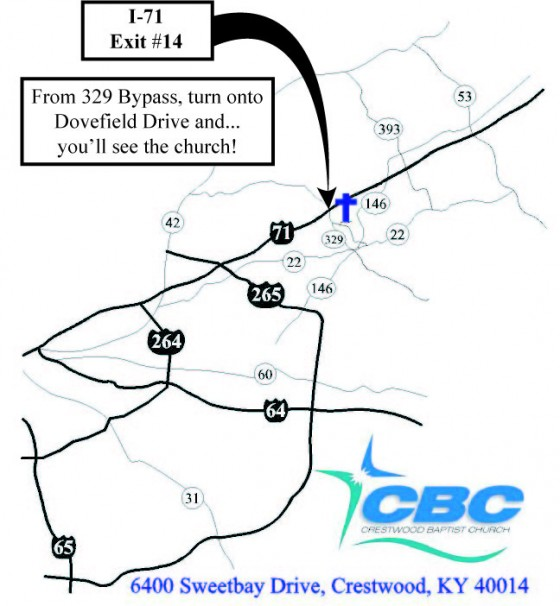 Map to CBC